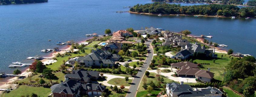 Lake-Norman-Waterfront-Homes-for-Sale-North-Carolina